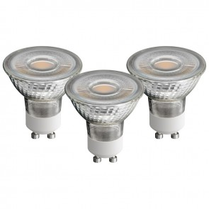 3 x LED Spotlight 5W G10 - Warm White