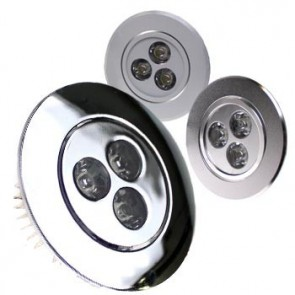 LED Ceiling Downlight 3 x 1W